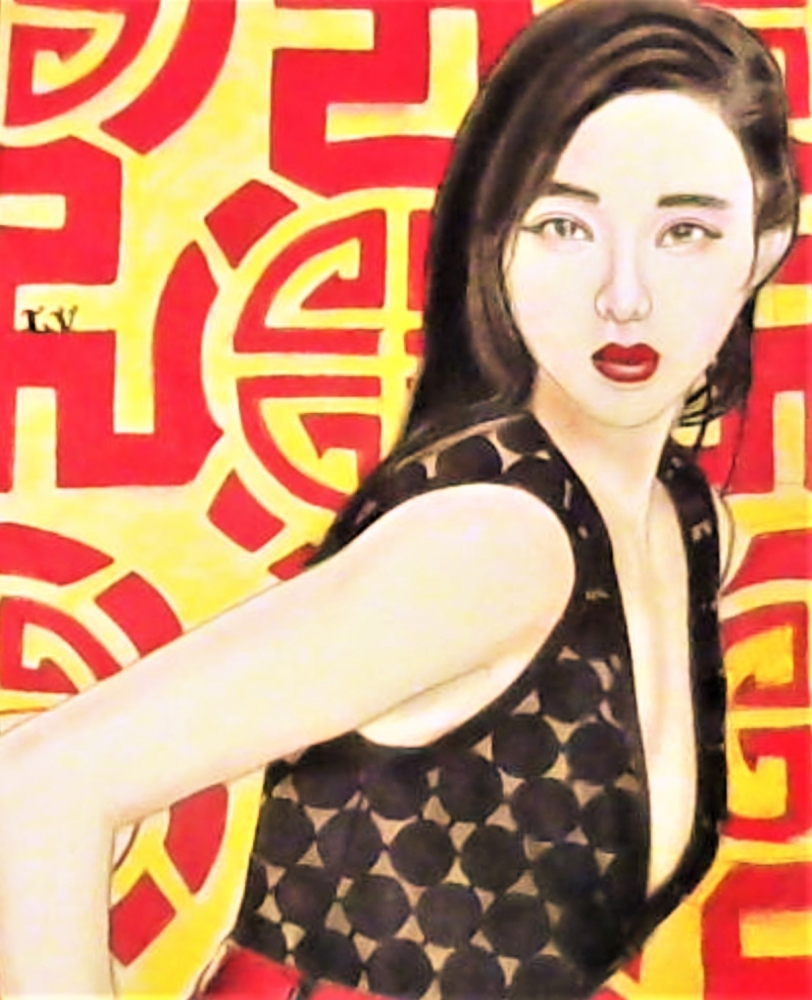 Li Bingbing by Delilah5